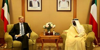 اظهارات ضدایرانی «برایان هوک» این بار در کویت