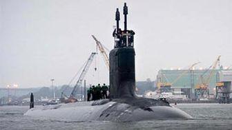 زیردریایی اتمی جدید نیروی دریایی آمریکا
