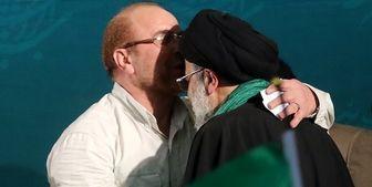 قالیباف پیروزی رئیسی را تبریک گفت