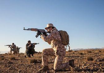 سپاه پاسداران ۲ تیم تروریستی دیگر را در شمالغرب کشور منهدم کرد
