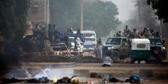 درخواست آمریکا در مورد موضوع سودان