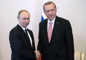 تکذیب دیدار پوتین با اردوغان