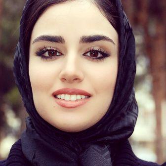 ظاهر جدید هانیه غلامی/ عکس