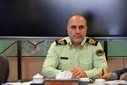 دستگیری ۵۰۰ سارق در اجرای بیست و یکمین مرحله طرح رعد پلیس پیشگیری