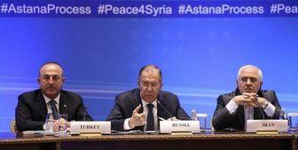 ظریف: کمیته قانون اساسی سوریه تنها آغاز یک روند سیاسی دشوار است