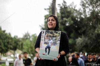 همسر نوروزی: امیدوارم هادی را فراموش نکنند