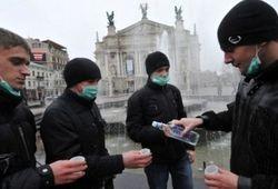 فوت ۶۴ نفر در اوکراین بر اثر سرما