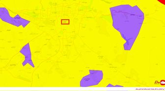 درخواست تغییر رنگ بندی کرونایی تهران/ وضعیت زرد پایتخت تغییر میکند؟