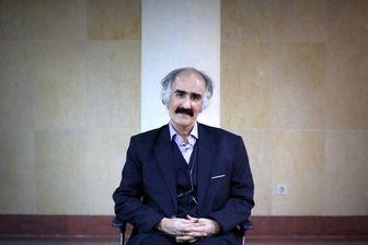 تشییع پیکر مرحوم زرویی نصرآباد با حضور چهره های فرهنگی و هنری
