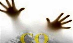 گاز مونواکسید کربن جان ۱۲۳ تهرانی را گرفت