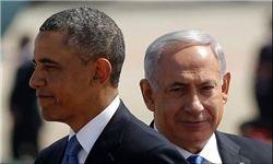 اختلاف اوباما و نتانیاهو بر سر ایران