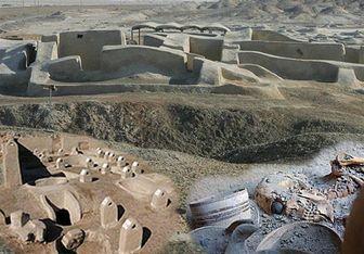 تمدن ۵۰۰۰ ساله جهانساز در کنار رودخانه هیرمند