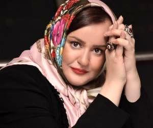 چشمان پرُ از اشک «نعیمه نظام دوست»/ عکس