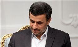 احمدینژاد به مردم آمریکا تسلیت گفت