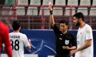 ۲ پرسپولیسی خشنترین بازیکنان آسیا