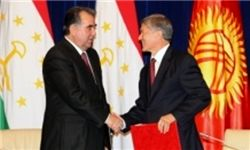 توسعه بخش هیدروانرژی حق مسلم تاجیکستان و قرقیزستان