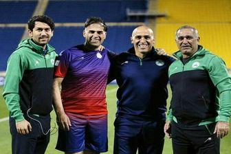 سعید آذری: میخواهیم تیم گردن کلفتی ببندیم