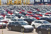 ترخیص کمتر از ۲ درصد خودروهای وارداتی پس از ۹ ماه