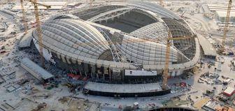 ۸ ورزشگاه قطر برای جام جهانی