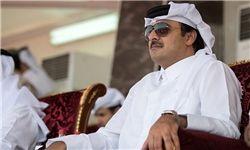 امیر قطر راهی عربستان میشود