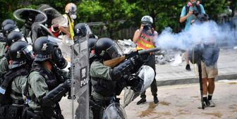 چین شمار نظامیان خود را در هنگکنگ دوبرابر کرد