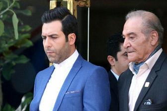 بازگشت حمید گودرزی با «طلاق» به تلویزیون/ عکس