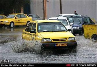 تهرانی ها منتظر بارش باران باشند