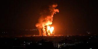جنگندههای اسرائیل نقطه دیدهبانی فلسطین را هدف قرار دادند