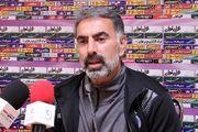 خوش و بش دو بازیکن استقلالی با محمود فکری