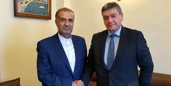 تأکید ایران و روسیه بر لزوم همکاری بیشتر برای مقابله با اقدامات مخرب آمریکا