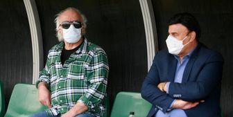 وزیر ورزش با حضور مربی ایتالیایی موافقت کرد