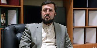 غریبآبادی به تعرض جنگندههای آمریکایی به هواپیمای مسافربری ایرانی واکنش نشان داد