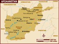 اداره افغانستان توسط طالبان