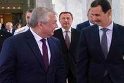 دیدار فرستاده ویژه «پوتین» و معاون «لاوروف» با بشار اسد