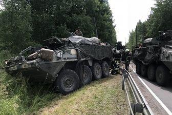 4 نظامی آمریکایی پیش از رزمایش ناتو در نروژ زخمی شدند
