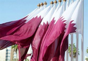 حضور هیئت بلندپایه قطری در مراسم تحلیف روحانی