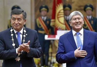 حذف آتامبایف از صحنه سیاست قرقیزستان