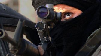 پوشش متفاوت «دختر داعشی» سریال پایتخت + عکس