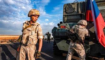 نیروهای روسی به گشتزنی در مرزهای سوریه و ترکیه ادامه میدهند