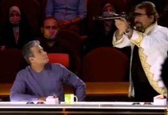 اجرای عمو فخرالدین در مرحله دوم عصر جدید+فیلم