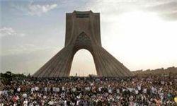 شینهوآ: حضور گسترده ایرانیان در سالگرد پیروزی انقلاب