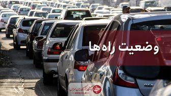 آخرین وضعیت جوی و ترافیکی جادههای کشور در ۱۸ مرداد ماه