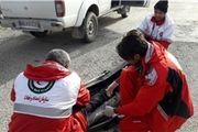 جزییات عملیات امدادرسانی ۲۴ساعت گذشته هلال احمر