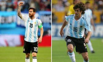 الگوهای ستارههای جهان فوتبال