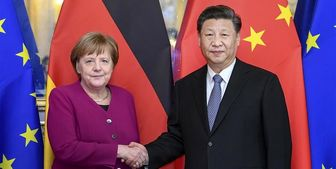 نزاع آلمان با آمریکا، مرکل را به سمت چین سوق داده است