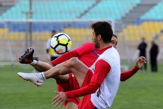ماجرای درگیری دو بازیکن در تمرین پرسپولیس
