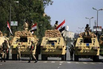 عملیات ارتش مصر علیه گروههای تروریستی