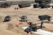 عملیات امنیتی نیروهای عراقی در نزدیکی مرزهای ۳ کشور