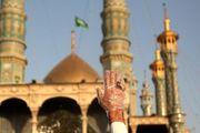 تصاویری ناب از بازگشایی حرم حضرت معصومه(س)/ گزارش تصویری