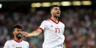 دعوت طارمی به تیم ملی برای دیدار با عراق+عکس